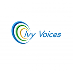 Logo for Ivy Voices - Entry #161
