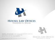 Housel Law Offices  : Theodore F.L. Housel Logo - Entry #11