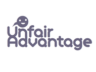 Unfair Advantage Logo - Entry #32