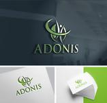 Adonis Logo - Entry #132