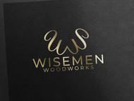 Wisemen Woodworks Logo - Entry #129
