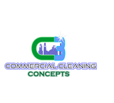Commercial Cleaning Concepts Logo - Entry #86