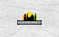 The Real Realtors Logo - Entry #159