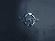 Blueprint Wealth Advisors Logo - Entry #463
