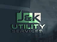 J&K Utility Services Logo - Entry #128