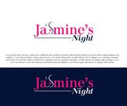 Jasmine's Night Logo - Entry #88