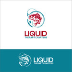 Liquid therapy charters Logo - Entry #29
