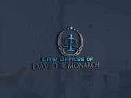 Law Offices of David R. Monarch Logo - Entry #255