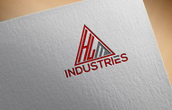 HLM Industries Logo - Entry #112