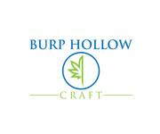 Burp Hollow Craft  Logo - Entry #44