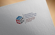 Mechanical Construction & Consulting, Inc. Logo - Entry #250
