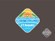 J.T. Carpentry Logo - Entry #5