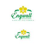Engwall Florist & Gifts Logo - Entry #113