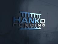 Hanko Fencing Logo - Entry #56