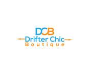 Drifter Chic Boutique Logo - Entry #327