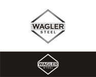 Wagler Steel  Logo - Entry #100