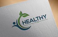 Healthy Livin Logo - Entry #552