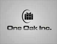 One Oak Inc. Logo - Entry #66