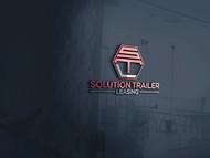 Solution Trailer Leasing Logo - Entry #319