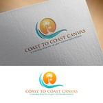 coast to coast canvas Logo - Entry #76