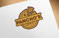 Pancho's Craft Pizza Logo - Entry #41