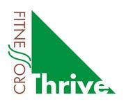 CrossFit Thrive Logo - Entry #20
