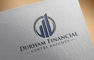 Durham Financial Centre Knights Logo - Entry #24
