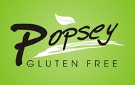 gluten free popsey  Logo - Entry #32