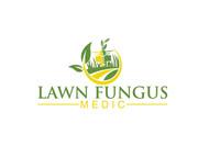 Lawn Fungus Medic Logo - Entry #20