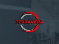 TerraVista Construction & Environmental Logo - Entry #384