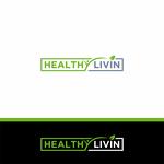 Healthy Livin Logo - Entry #156