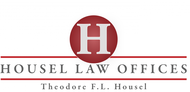 Housel Law Offices  : Theodore F.L. Housel Logo - Entry #6