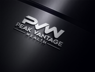 Peak Vantage Wealth Logo - Entry #64