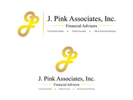 J. Pink Associates, Inc., Financial Advisors Logo - Entry #398