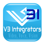 V3 Integrators Logo - Entry #255