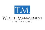 T.M. Wealth Management Logo - Entry #62
