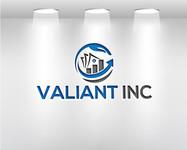 Valiant Inc. Logo - Entry #49