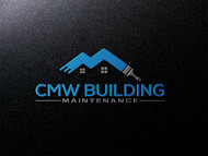 CMW Building Maintenance Logo - Entry #48
