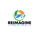 Reimagine Roofing Logo - Entry #250