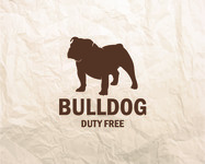 Bulldog Duty Free Logo - Entry #67
