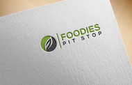 Foodies Pit Stop Logo - Entry #2
