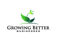 Growing Better Businesses Logo - Entry #62