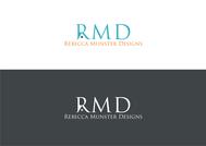 Rebecca Munster Designs (RMD) Logo - Entry #298