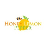 Piping Peach, Honey Lemon Pepper Logo - Entry #13