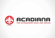 Acadiana Fire Extinguisher Sales and Service Logo - Entry #273