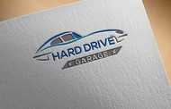 Hard drive garage Logo - Entry #360