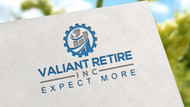 Valiant Retire Inc. Logo - Entry #174