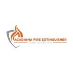 Acadiana Fire Extinguisher Sales and Service Logo - Entry #219
