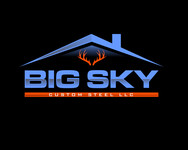Big Sky Custom Steel LLC Logo - Entry #57