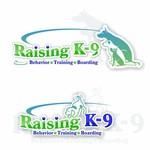Raising K-9 Logo - Entry #52
